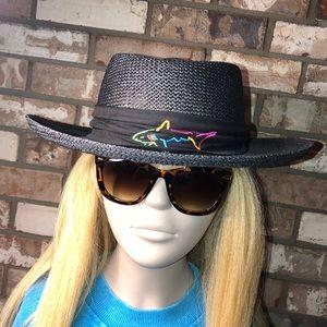 VTG Greg Norman Collection shark hat